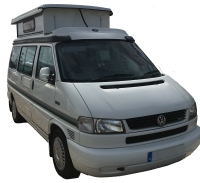 Picture showing a Volkswagen campervan which is an example of the type of campers we buy at We Buy Cars Bristol. If you cannot see this image please check your browser settings